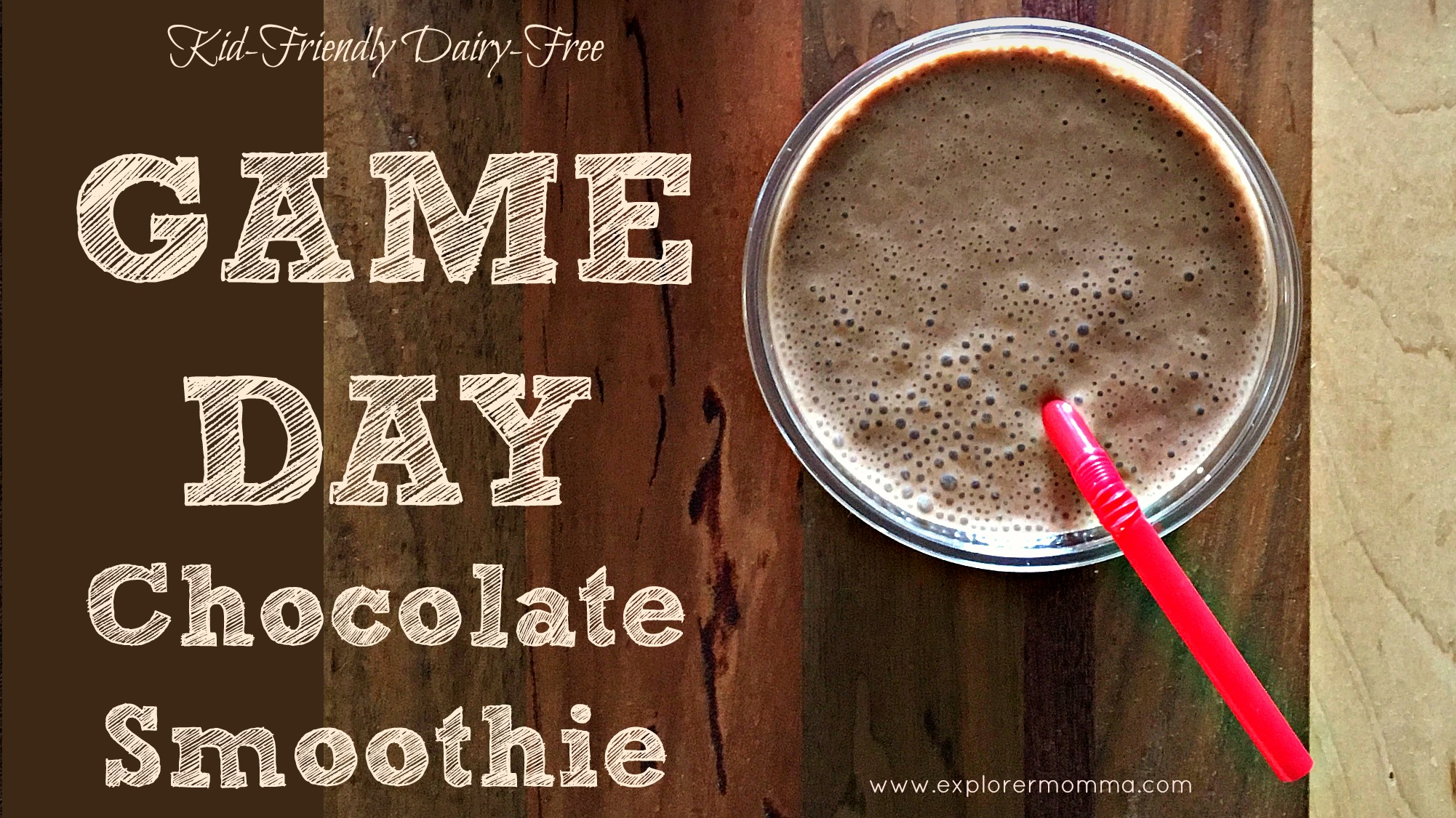 Game Day smoothie
