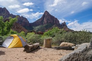 Camping by Zach Betten