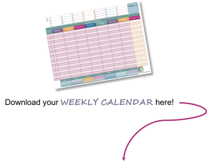 Mom calendar preview