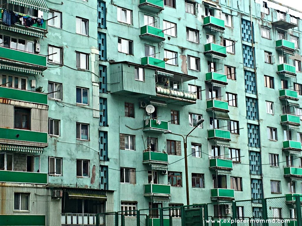 Batumi green apartments