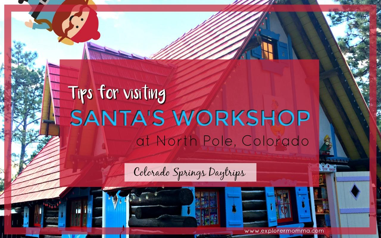 Santa's Workshop Colorado, feature