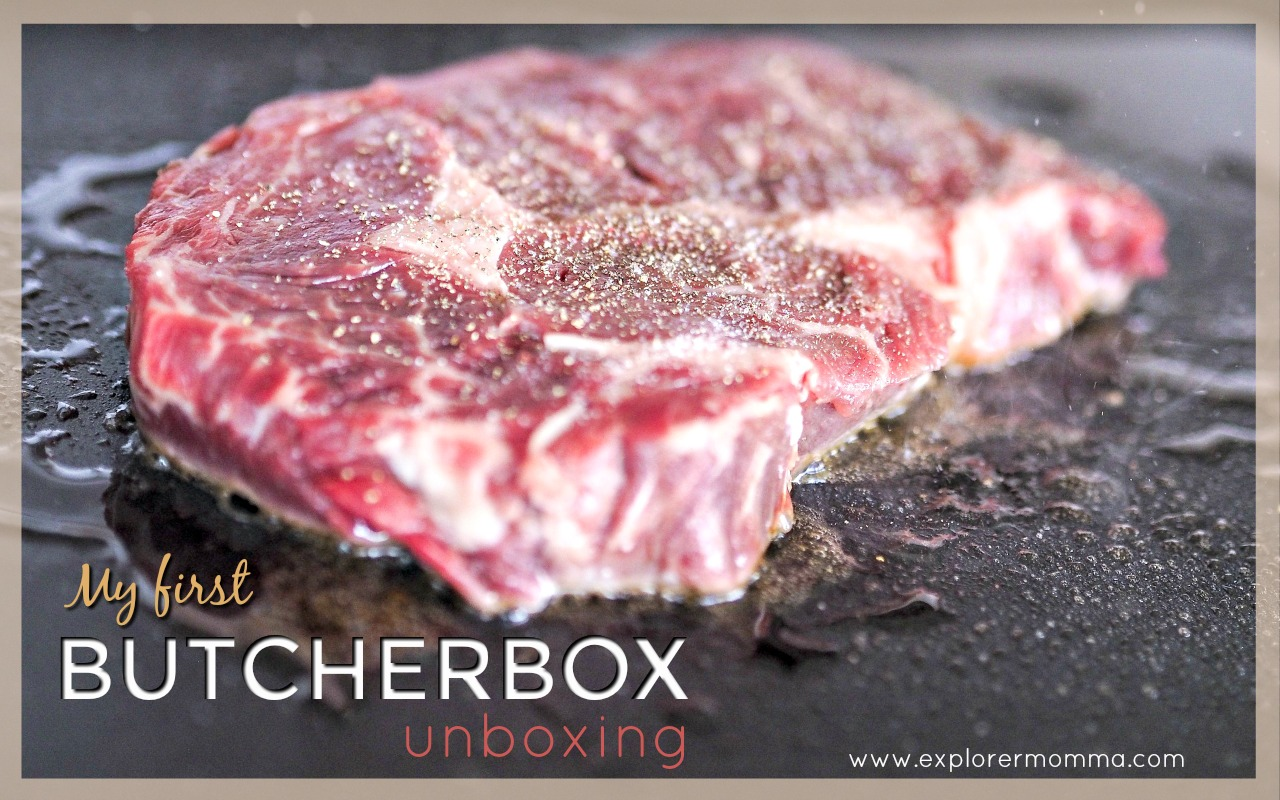 ButcherBox unboxing feature