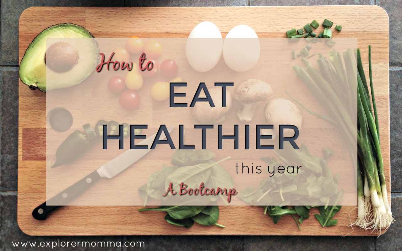 How to eat healthier feature