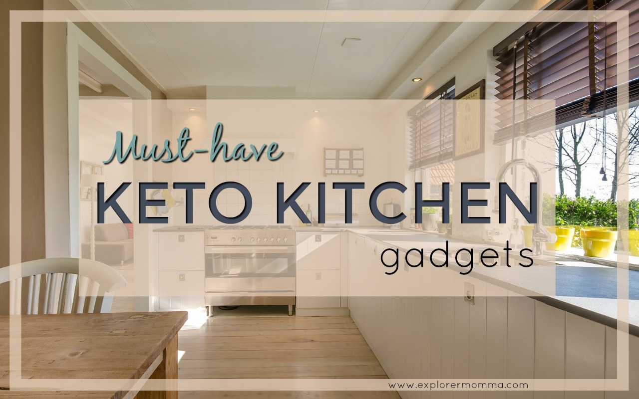 Must-have keto gadgets feature