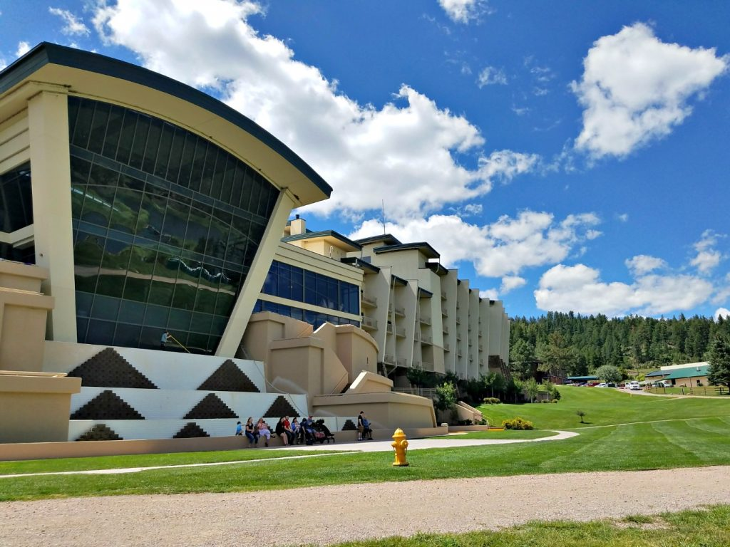 Things to do in Ruidoso, New Mexico, IMG building