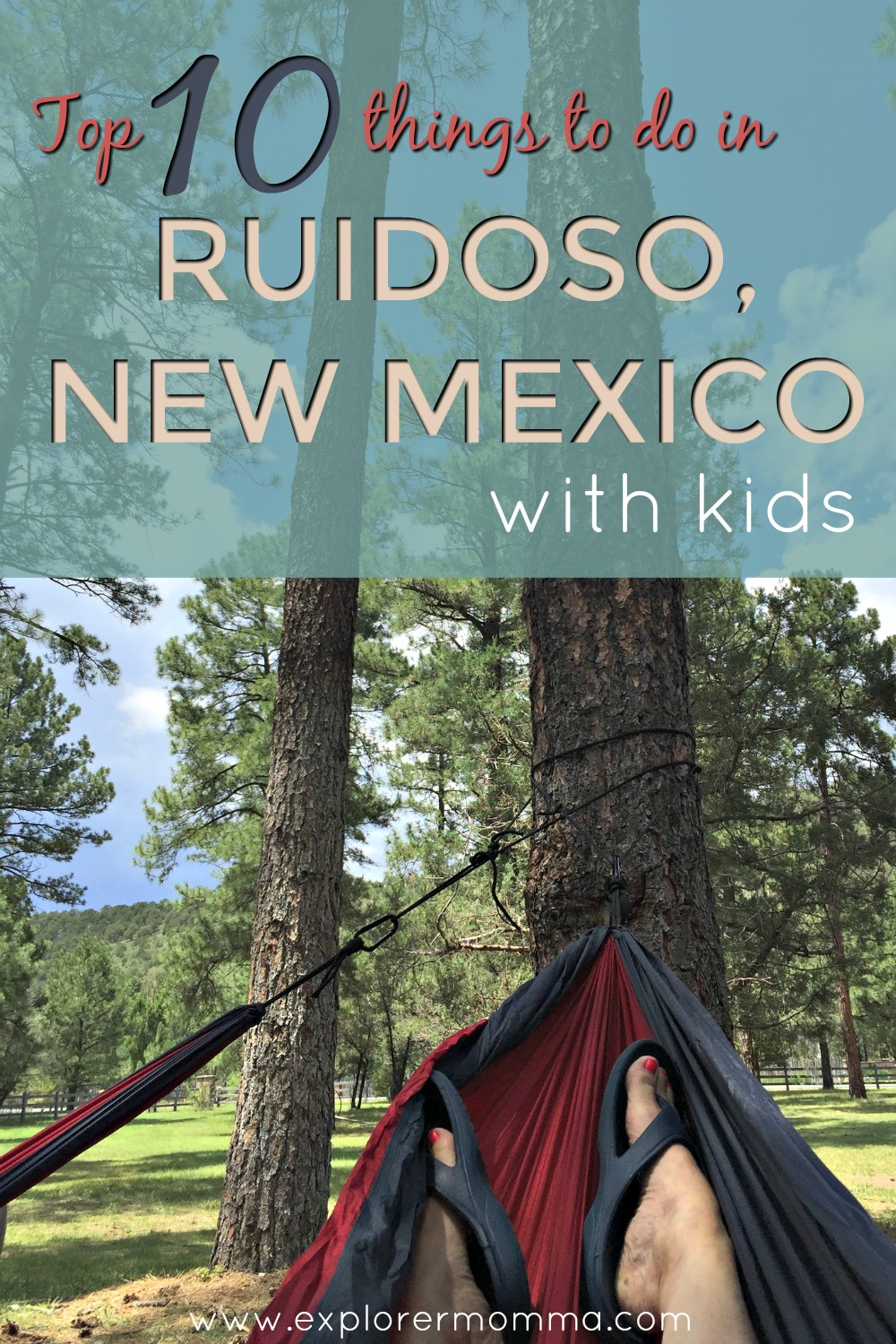 Things to do in Ruidoso, New Mexico pin