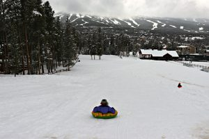 Things to do in Breckenridge, Colorado sledding