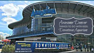 Downtown Aquarium, Denver, Colorado. #denver #denveraquarium