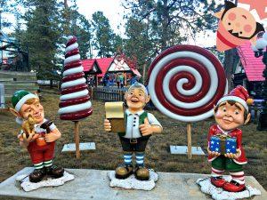 Santa's Workshop Colorado elves
