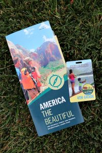Every Kid in a park pass, free US National Parks pass
