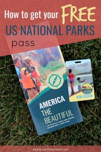 Did you know you can get a FREE US National Parks pass? Find out how and join our family travel adventure around the United States. #operationnationalparks #everykidinapark #familytravel #ustravel #explorermomma