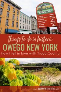 Things to do in Owego New York. Reasons to love Tioga County. #experiencetioga #artstrailtioga #15thingsowego #belikebelva #iloveny #myflxtbex #tbex
