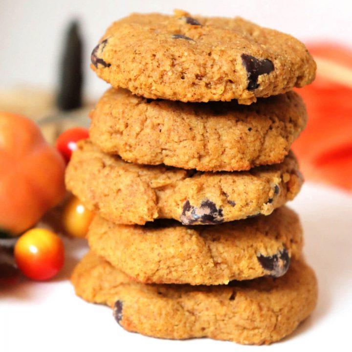Best Easy Keto Pumpkin Cookies