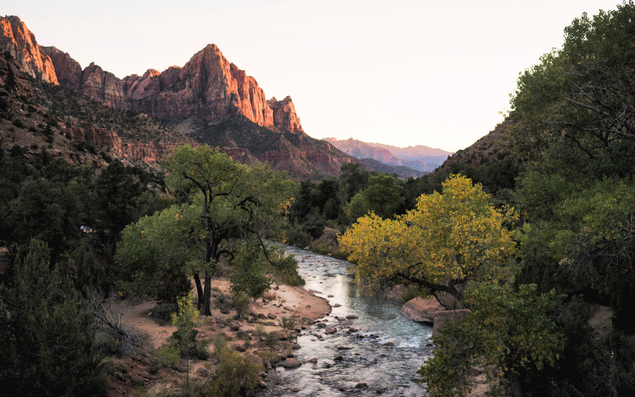 Zion National Park, Utah, United States #utahnationalparks #familytravel