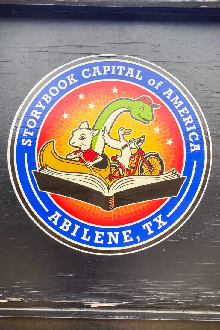 Storybook capital of America seal