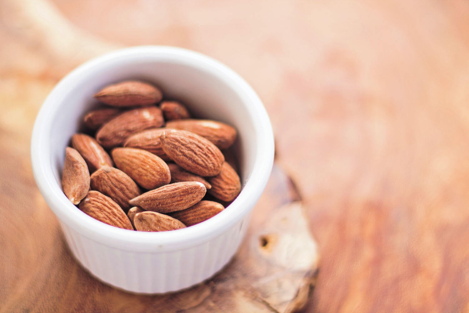 Almonds to make almond flour