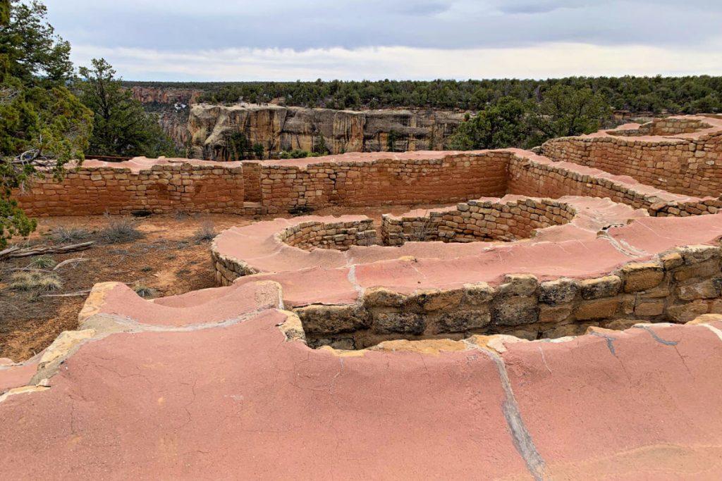Sun Temple, Mesa Verde NP