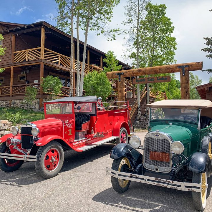 Grand Lake Lodge Colorado