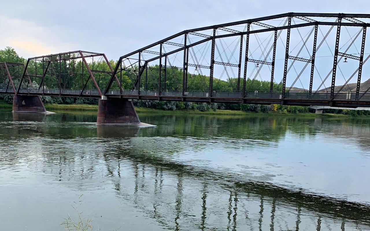Fort Benton Bridge, Fort Benton Montana #montanatravel #visitmontana #central montana