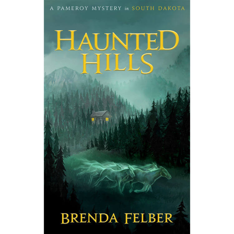 A Pameroy Mystery in South Dakota, Haunted Hills by Brenda Felber