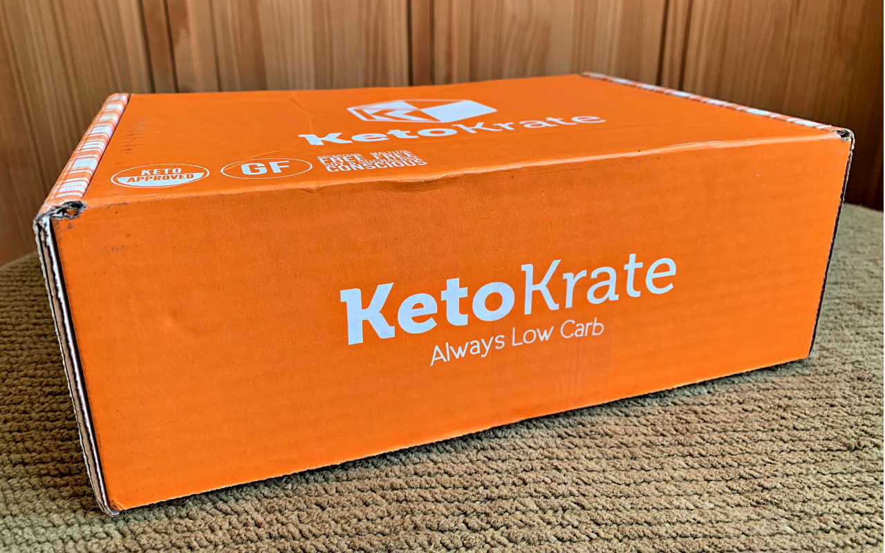 What's in a Keto Krate. My Keto Krate review and unboxing. #ketokrate #ketokrateaffiliate