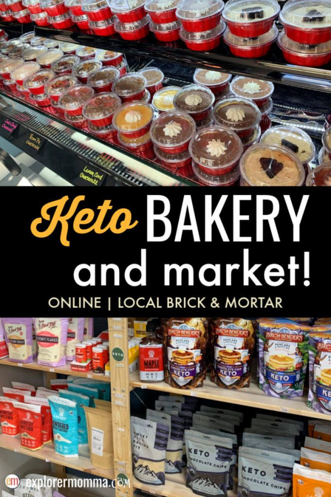 Keto bakery and market in northern Colorado. Enjoy my exciting gluten-free, sugar-free, low carb discovery online or in person. #ketobakery #ketomarket