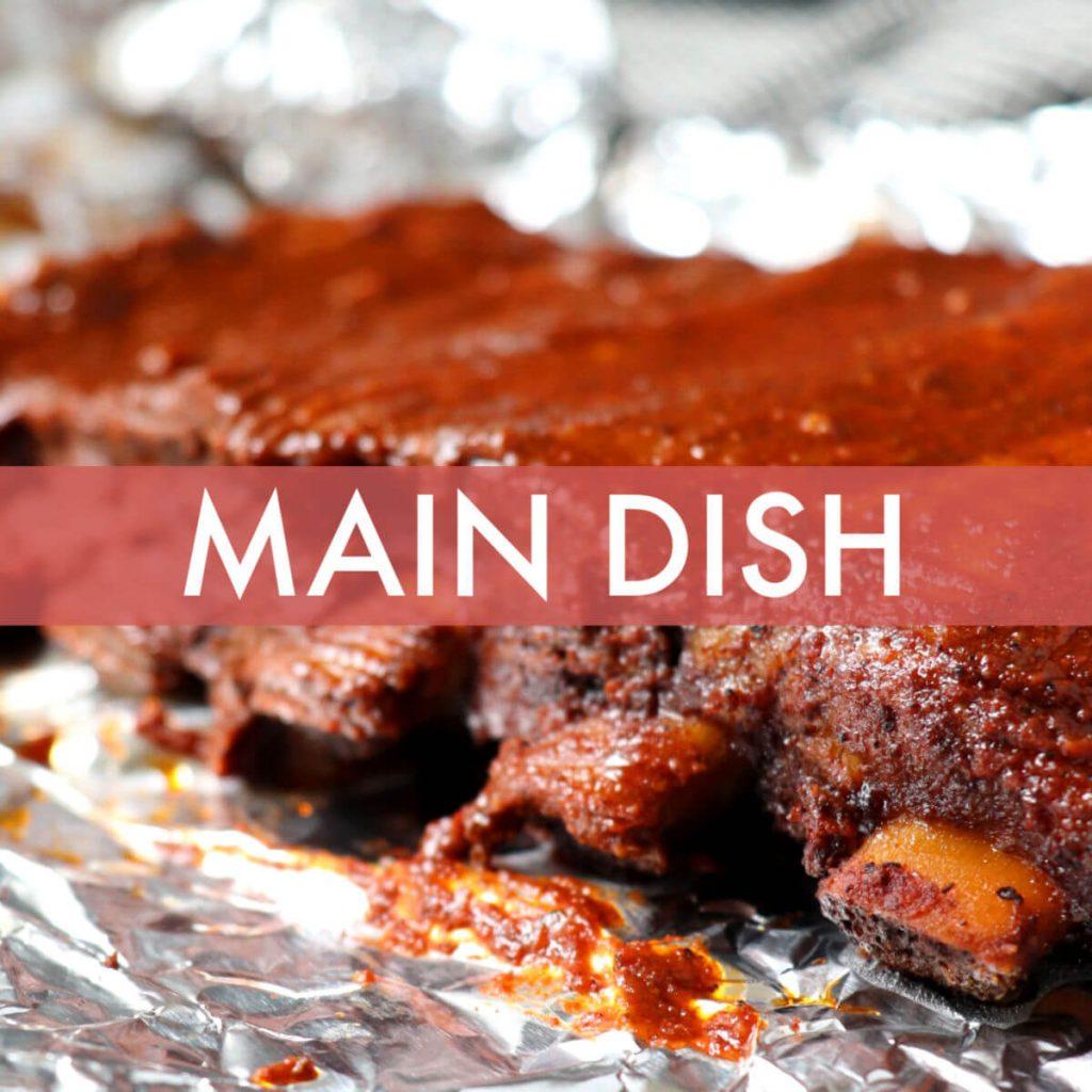 Keto main dish recipes