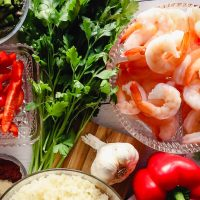 Keto shrimp recipes ingredients