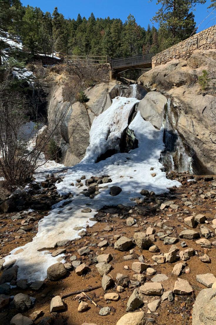 View of Helen Hunt Falls