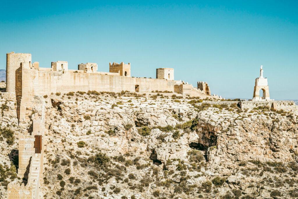 Almeria, Spain San Cristobal