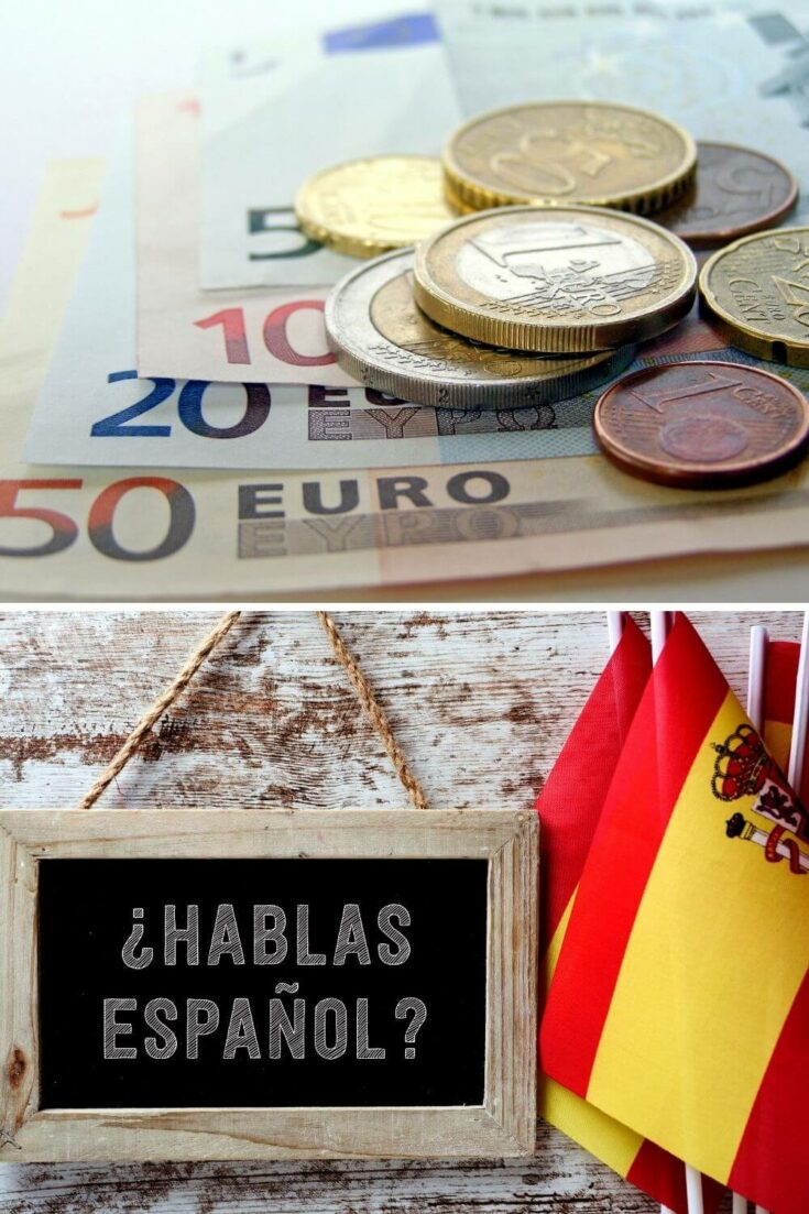 What is Spain known for? Money and language